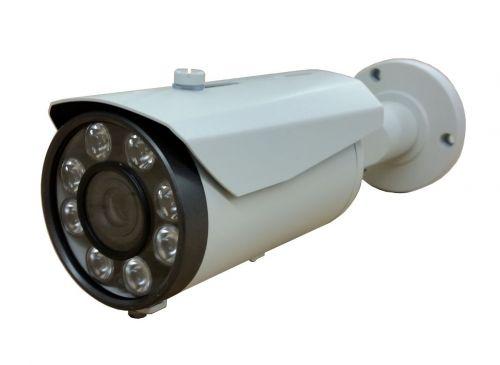 BUL-TLPR2M922W HD-TVI License Plate Camera w/9-22mm Lens
