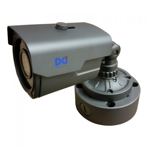BUL-TSLR5M212G-B Gray 5MP Varifocal Bullet w/Base