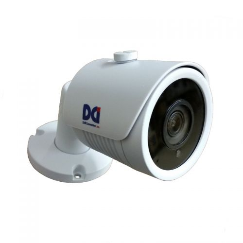 BUL-TSR5M306W White 5MP Fixed Lens Mini Bullet