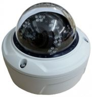 DOM-TDVDR2M212SW HD-TVI Dual Voltage IR Vandal Dome