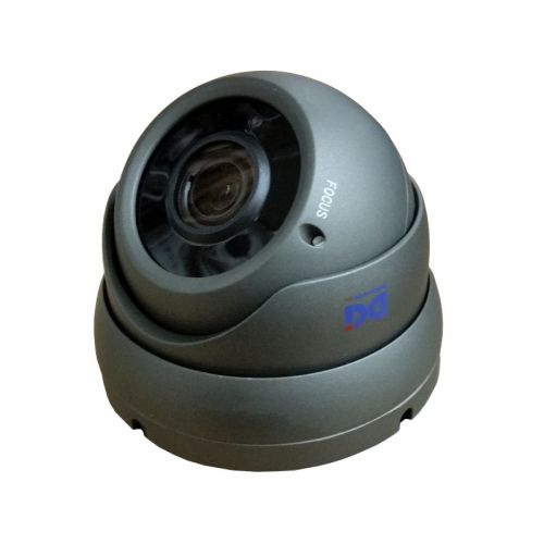 IPD-LVSR4M212PEG 4MP IR Varifocal Dome