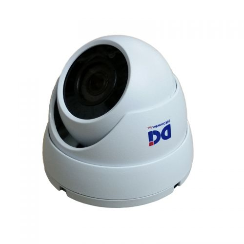 DOM-TVSR5M306EW White 5MP Fixed Lens Mini Dome