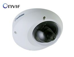 IPD-GVMFD1501W Geovision 1.3MP Plastic Dome IP Camera