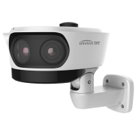 IPU-BPK180W 4K Panoramic 180º Bullet Camera