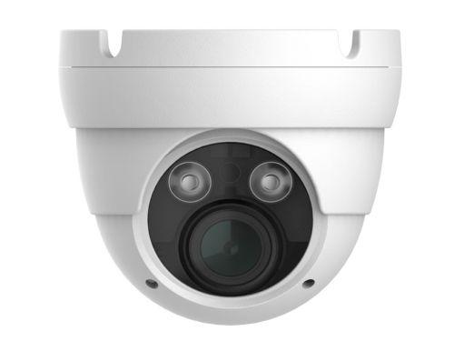 IPD-TVSR4M312PMEW 4MP White Eyeball Dome w/ Motorized Lens
