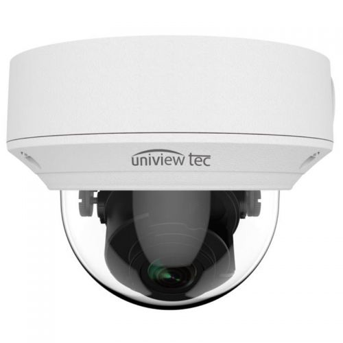 IPU-V4ME212MSW Uniview Tec 4MP Vandal Dome w/2.8-12mm Motorized Lens