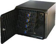 NVR-GVNCi34B16 Geovision UVS Cube NVR w/Hotswap Drives