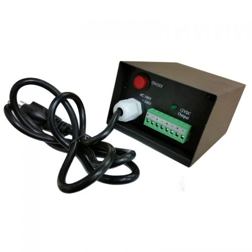 PSP-12VDC4P 4 Port DC Power Distribution Box