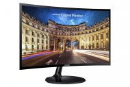 "Samsung 24"" Curved Monitor"