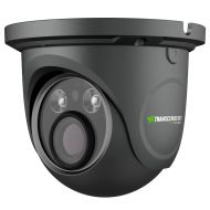 IPV-T5MFA312MB 5MP Motorized Turret Camera w/Full Analytics Suite, Charcoal