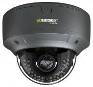 IPV-D5MFA312MB 5MP Motorized Vandal Dome Camera w/Full Analytics Suite, Charcoal